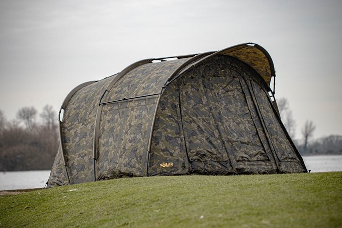 Solar Tackle Undercover Bivvy Range - A Total FIshing Tackle Review