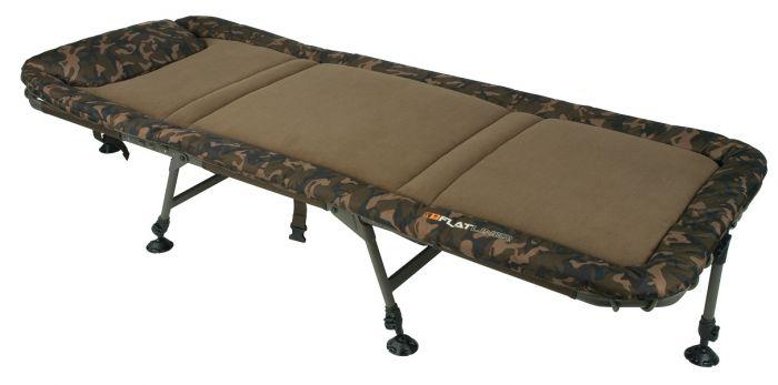Fox - Flatliner 6 Leg Bedchair