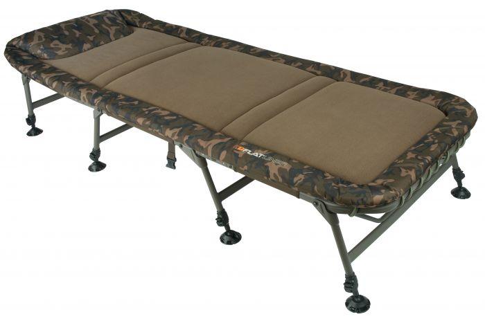 Fox - Flatliner 8 Leg Bedchair
