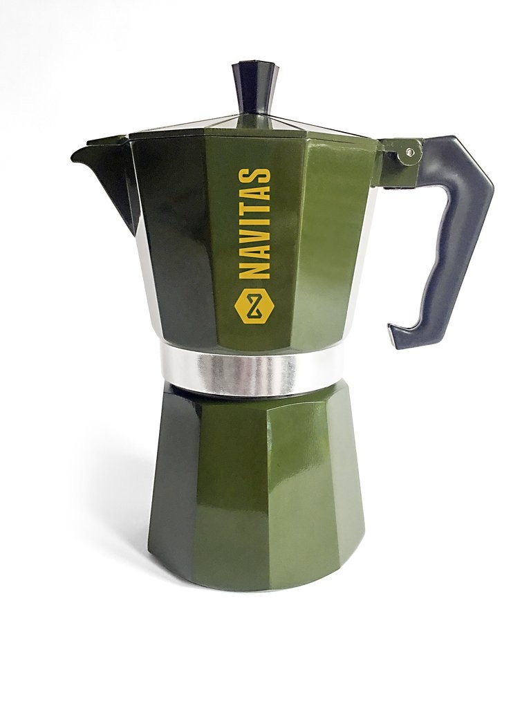 Stovetop Coffee Maker Home : Navitas - Stovetop Coffee Maker