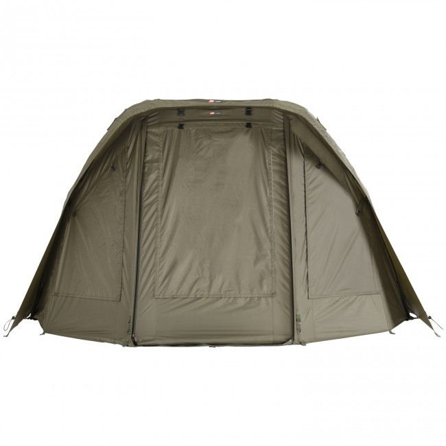 Fantastic way! jrc sti 1 man single skin bivvy what