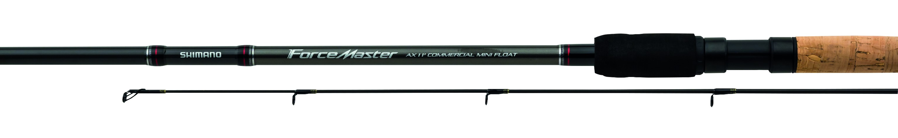 Shimano - Forcemaster AX 11ft Commercial Mini Float Rod