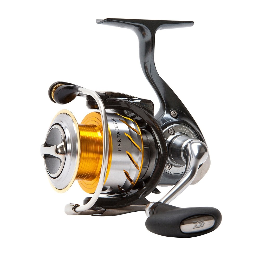 Daiwa certate spinning reel 2500 reels coarse for Daiwa fishing reels