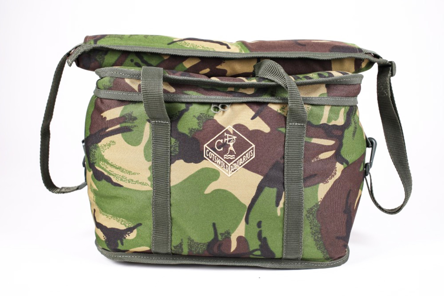 Cotswold Aquarius - Woodland Camo Deluxe Cool Bag