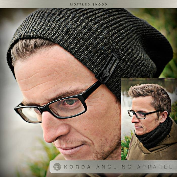 Korda - Mottled Snood Hat