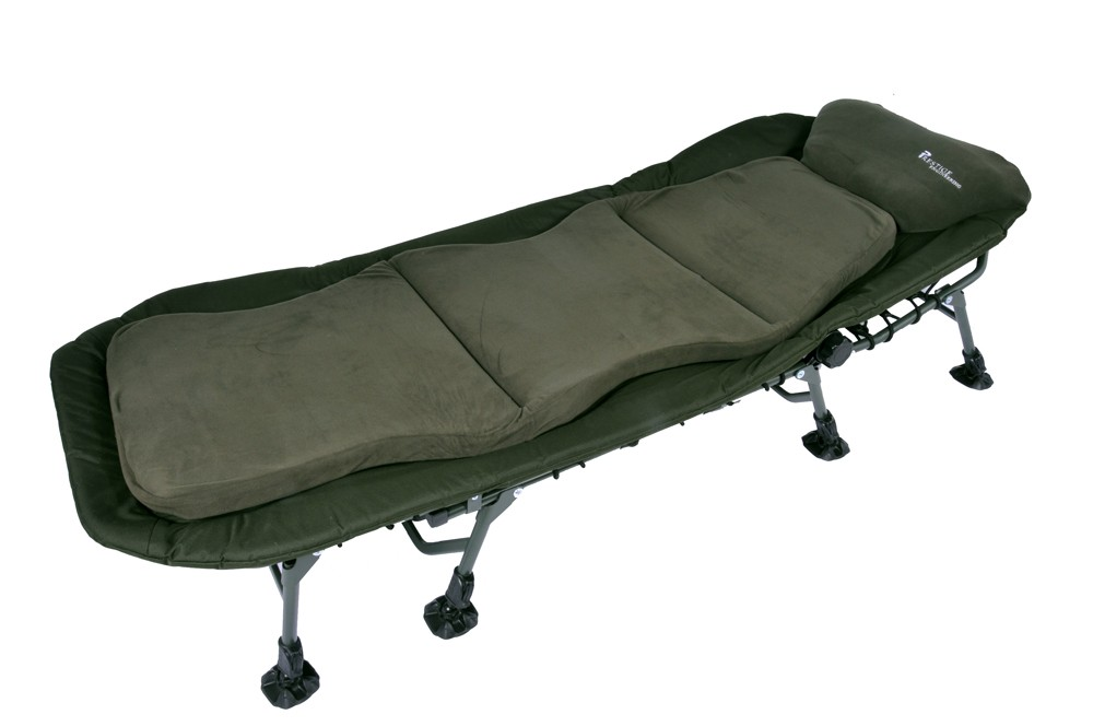 Prestige - Dream 4 Leg Deluxe Bedchair and Free Pillow