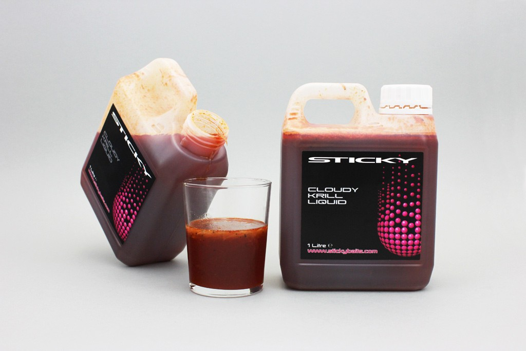 Sticky Baits - Cloudy Krill Liquid