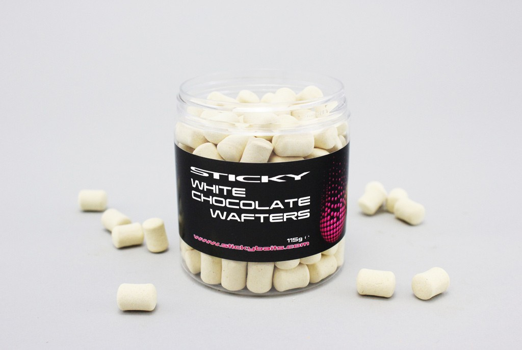 Sticky Baits - White Chocolate Wafters
