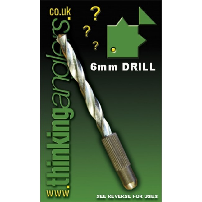 Thinking Anglers - 6mm Bait Drill