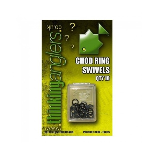 Thinking Anglers - Chod Ring Swivels