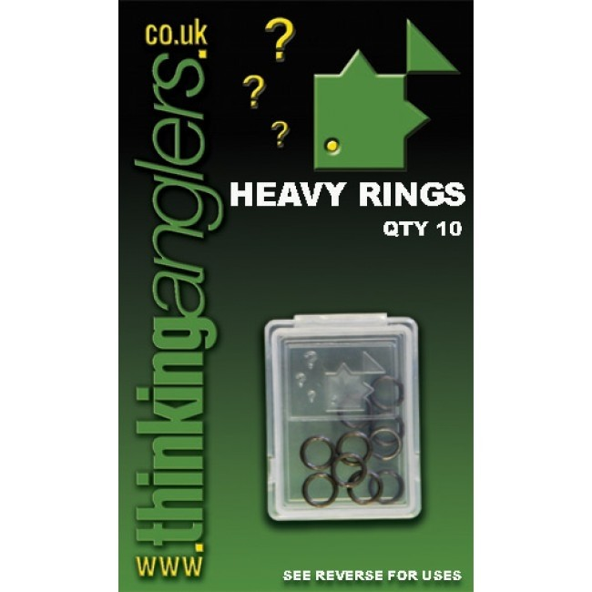 Thinking Anglers - Heavy Rings