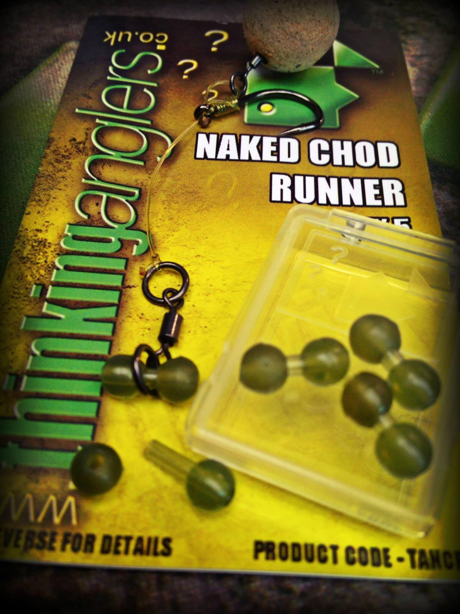 Thinking Anglers - Naked Chod Runners