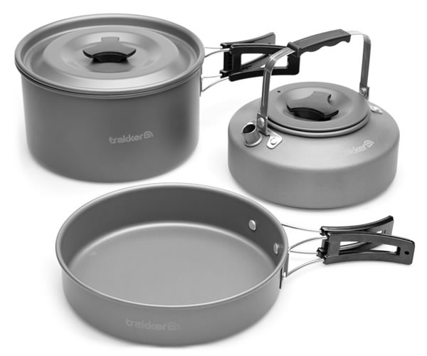 Trakker - Armo Life Complete Cookware Set