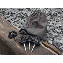 Avid - Screw Steady Bivvy Pegs