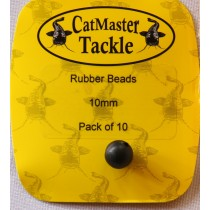 Catmaster - 10mm Rubber Beads
