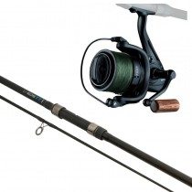 Fox - EOS TT Spod Rod 12ft 5.5lb + Vader X Spod Reel