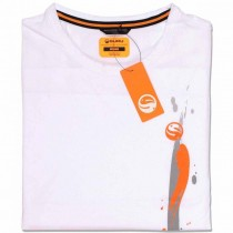 Guru - Offset White Logo T Shirt