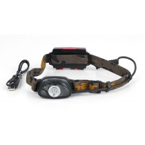 Fox - Halo MS300C Rechargeable Headtorch