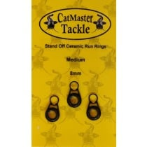 Catmaster - Stand Off Ceramic Run Ring 8mm