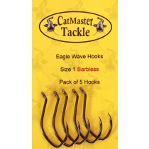 Catmaster - Eagle Wave Barbless