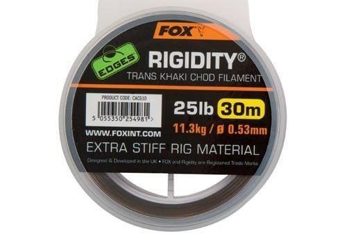 Fox - Edges Rigidity Extra Stiff Chod Filament
