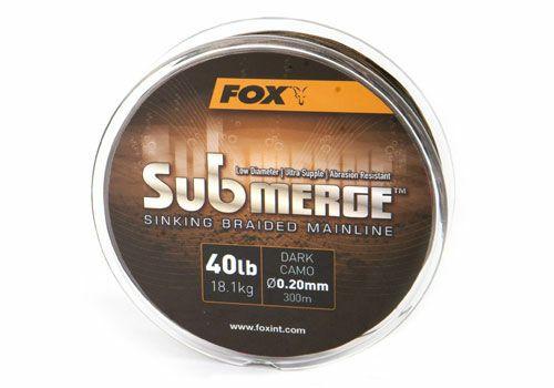 Fox - Submerge Sinking Braided Mainline
