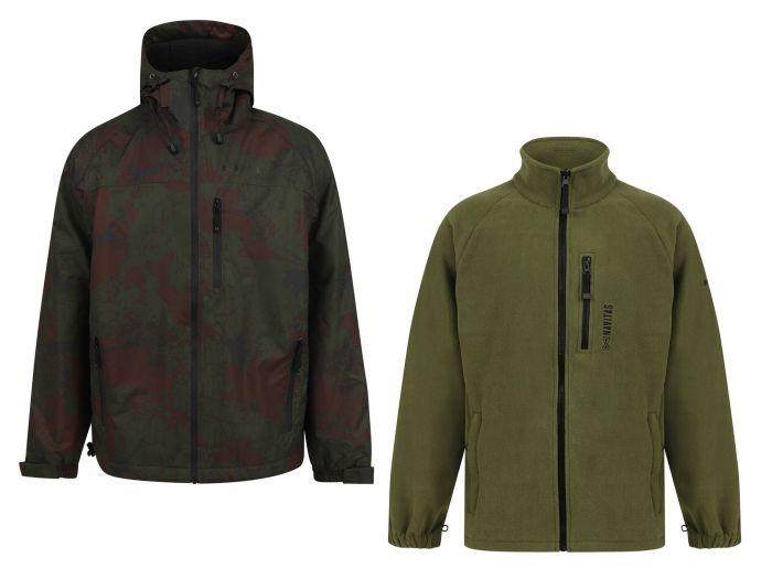 Navitas - Scout 2.0 Camo Jacket and Atlas Fleece