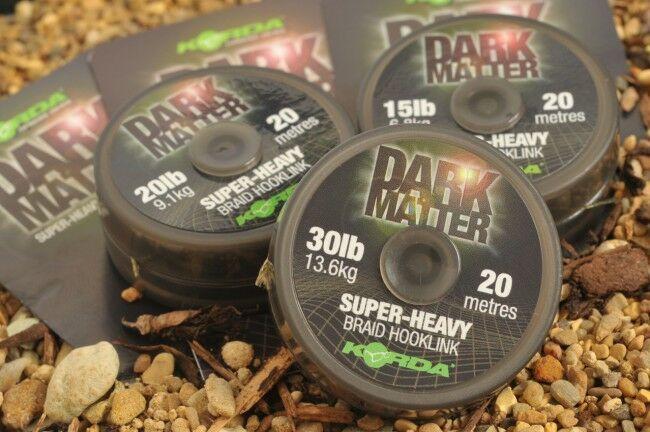 Korda - Dark Matter Braid Hooklength