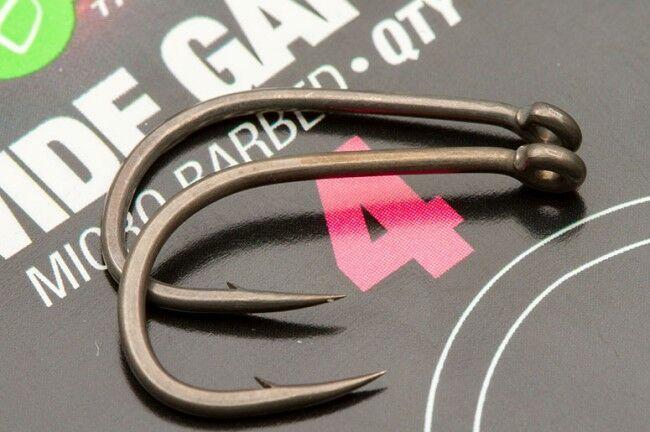 Korda - Wide Gape Hooks