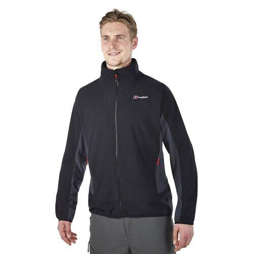 Berghaus - Prism Micro Fleece Black/Grey Jacket