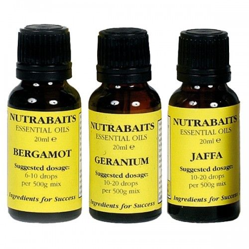 Nutrabaits - Essential Oils