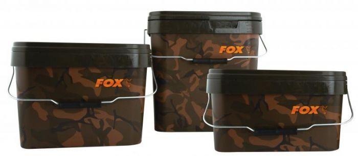 Fox - Camo Bait Buckets