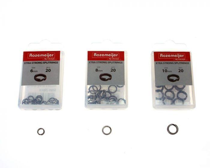 Rozemeijer - Extra Strong Splitrings 20pcs