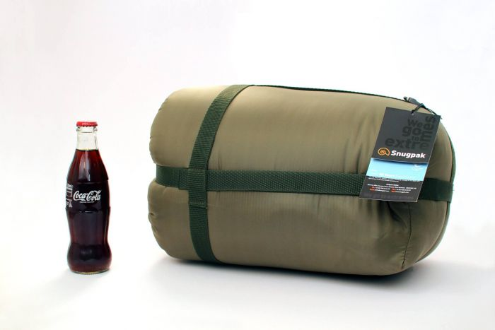Snugpak - Techlite Compact Sleeping Bag Green