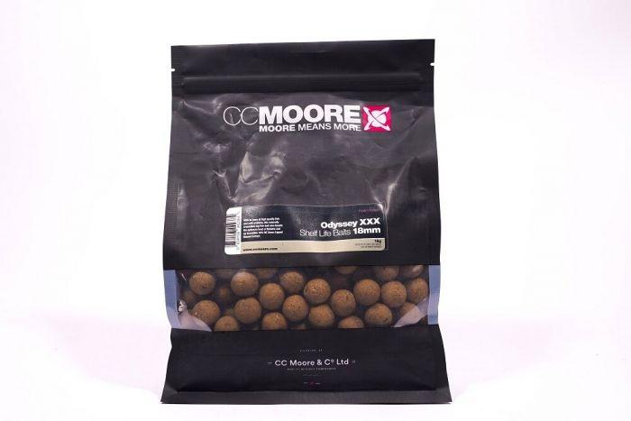 CC Moore - Odyssey XXX Boilies - 1kg