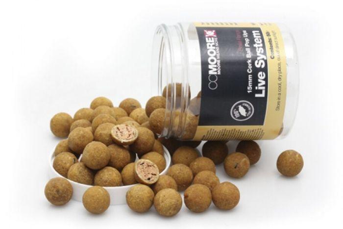CC Moore - Live System Cork Ball Pop Ups