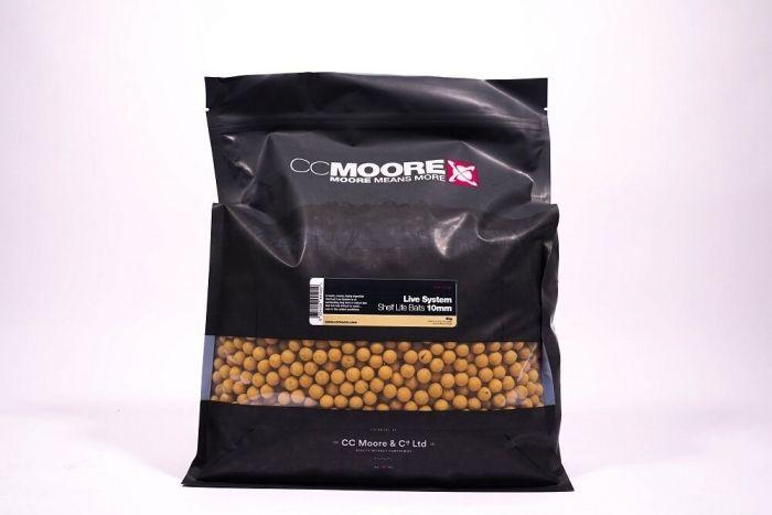 CC Moore - Live System Shelf Life 5kg