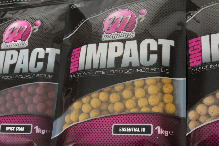 Mainline - High Impact Shelf Life Boilies 1kg