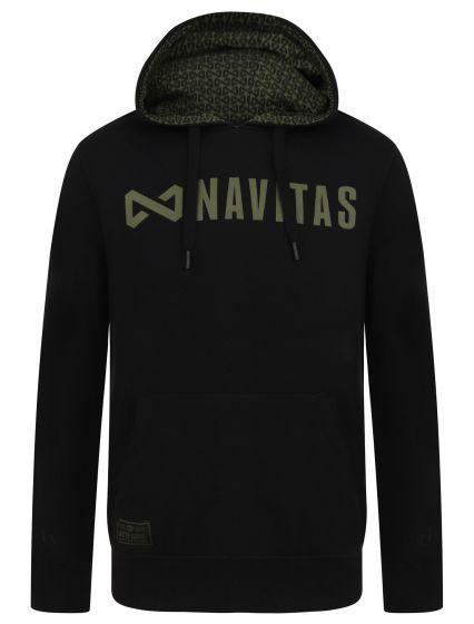 Navitas - Core Black Hoody