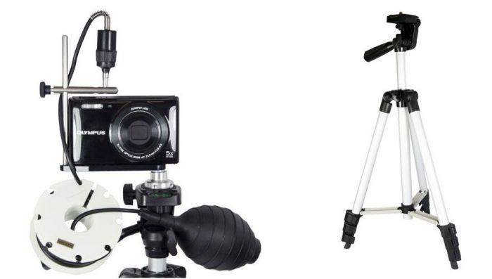 SRB - Self Take Compact Camera Kit + Travel Tripod