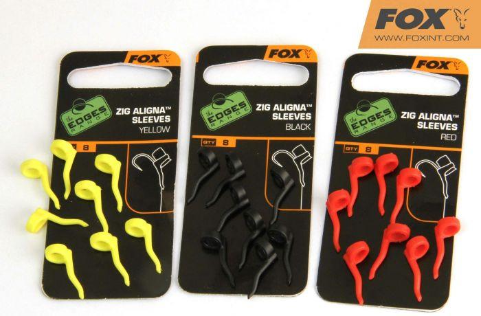 Fox - Edges Zig Aligna Sleeves