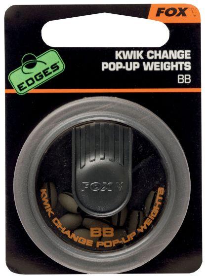 Fox - Edges Kwik Change Pop-Up Weights
