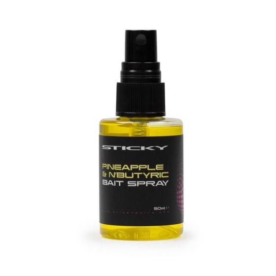 Sticky Baits - Pineapple & N'Butyric Bait Spray