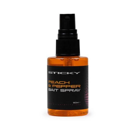 Sticky Baits - Peach & Pepper Bait Spray