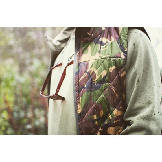 Snugpak x Fortis - SV3 Camo Vest Jacket