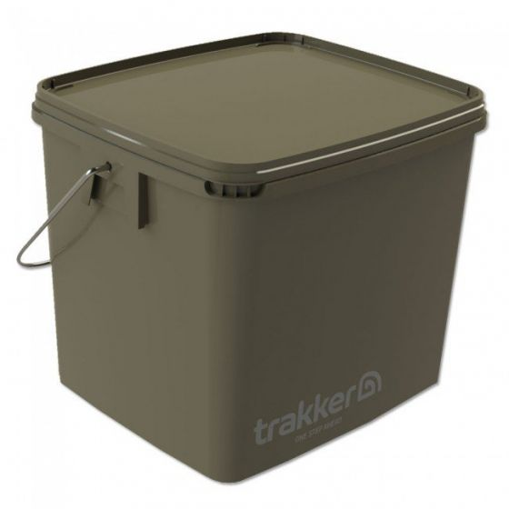 Trakker - Olive 17ltr Bucket