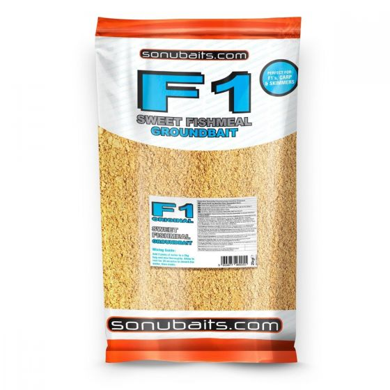 Sonubaits - F1 Sweet Fishmeal 2kg