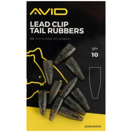 Avid - Outline Lead Clip Tail Rubbers