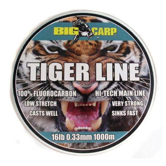 Big Carp - Tiger Line 1000m