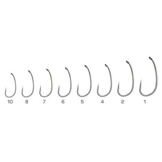 Carp Spirit - Razor Point Hooks Medium Curve Shank